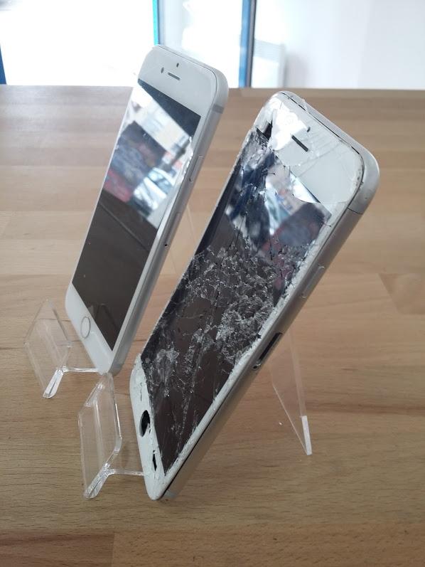 Réparation d'iPhone au Mans | Aïe Aïe Phone et PC