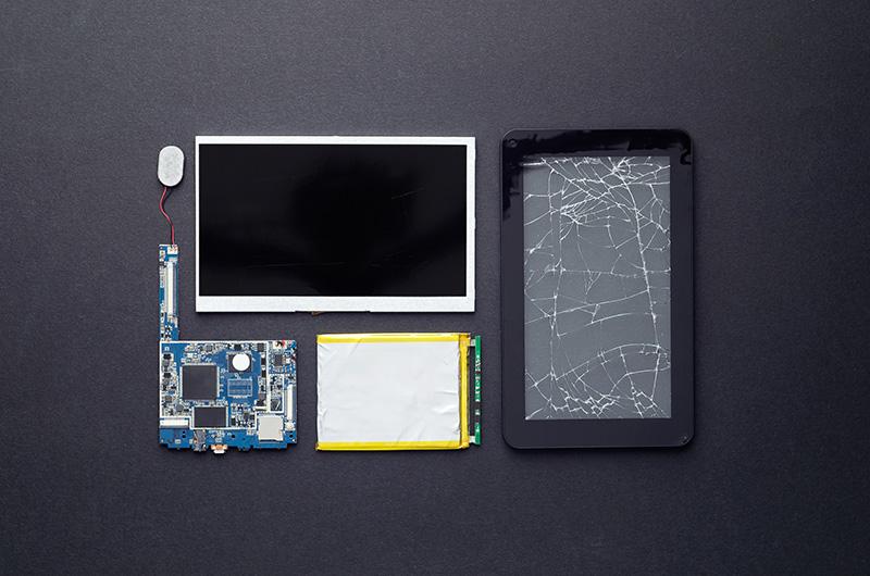 Réparation d'écran de tablette au Mans | Aïe Aïe Phone et PC